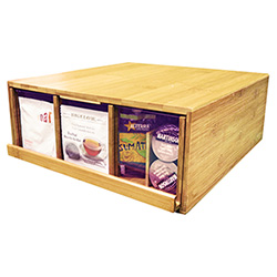 BAMBOO SINGLE CUP DRAWER
