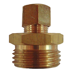 MALE GARDEN HOSE ADAPTER