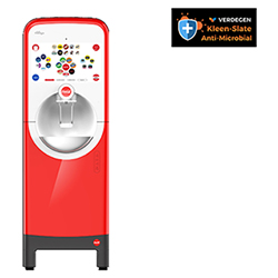 ANTI-MICROBIAL FILM FOR COCA-COLA® FREESTYLE