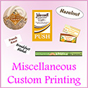 Miscellaneous Custom Printing